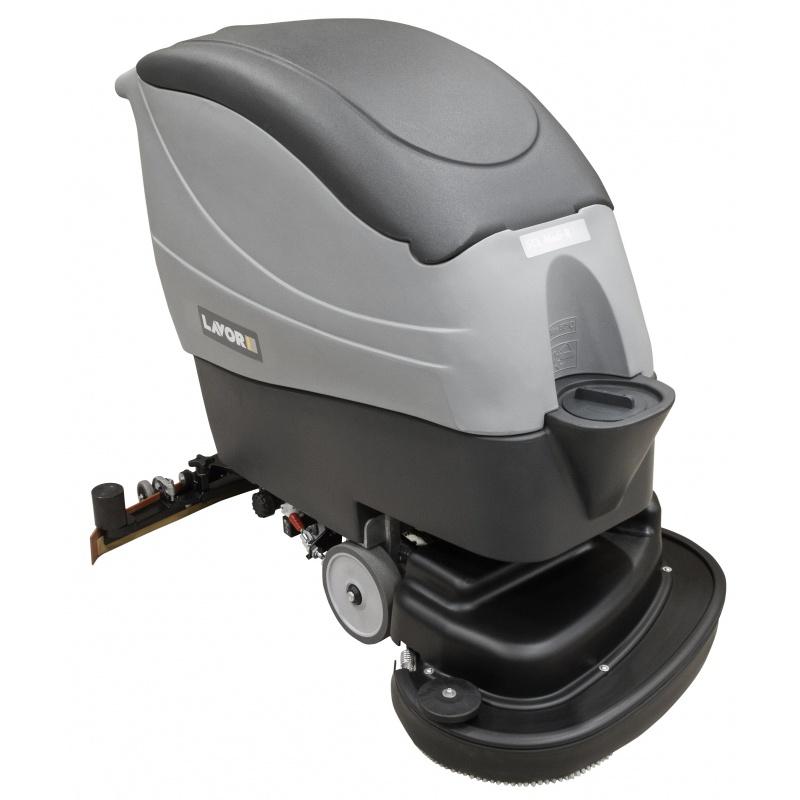 Masina de spalat si aspirat pardoseli LavorPRO MIDI-R 75BT