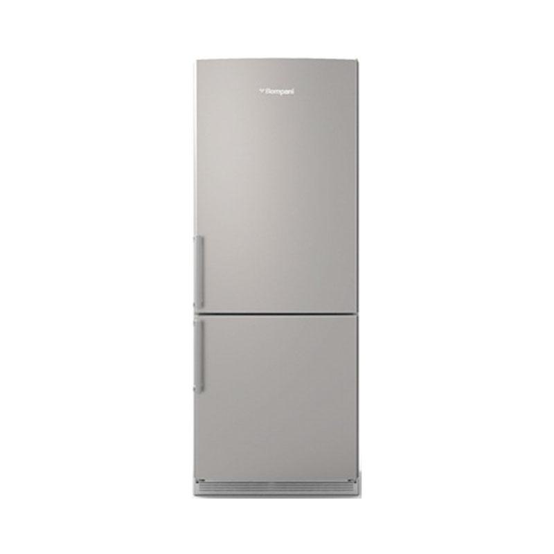 Combina frigorifica Bompani Diva BO07730/E Clasa A+ 415 litri Latime 70 cm Titan