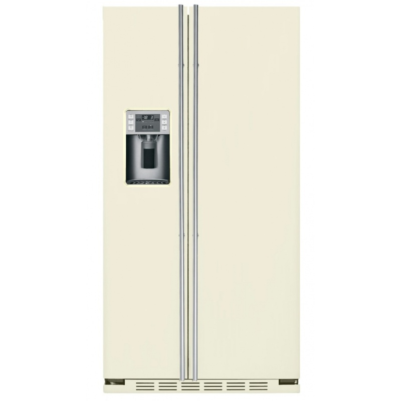 Side by side IOMABE Exclusive V Series ORE24VGF8C, clasa A+, 528 l, No Frost, Crem