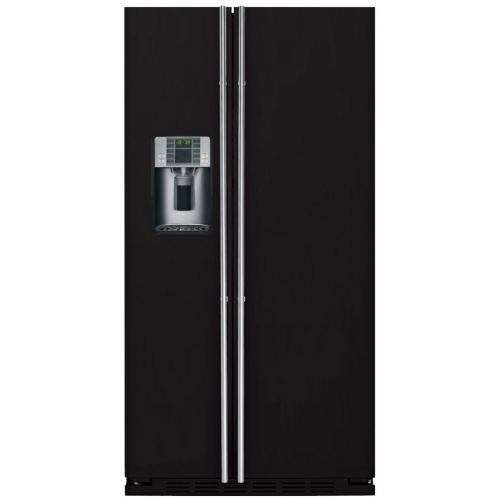 "Side by side IOMABE Exclusive ""V"" Series ORE24VGF8B, clasa A+, 528 l, No Frost, Negru"