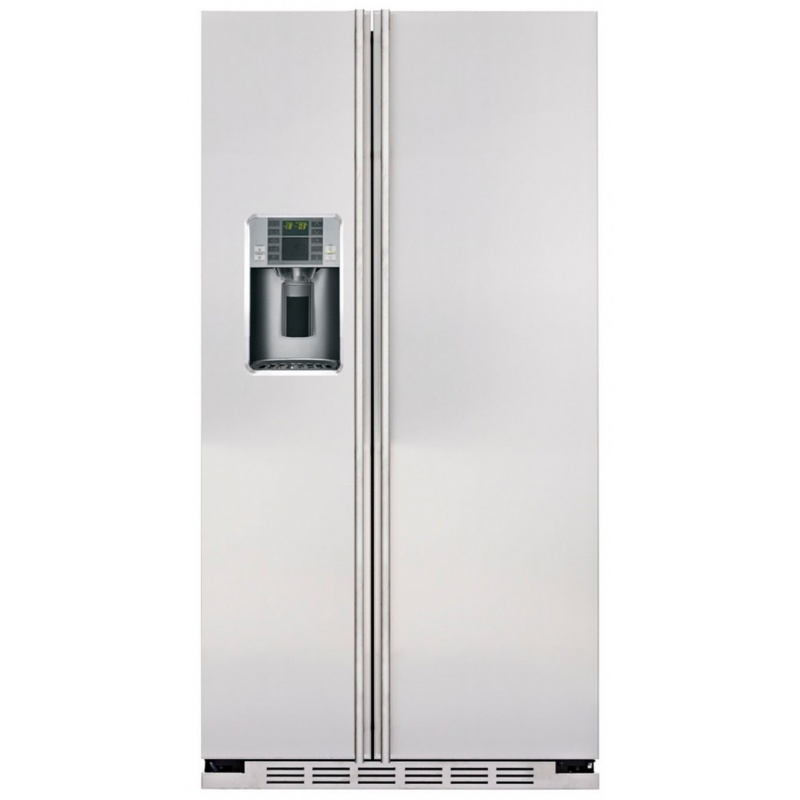 Side by side IOMABE Exclusive V Series ORE24VGF80, clasa A+, 528 l, No Frost, Inox
