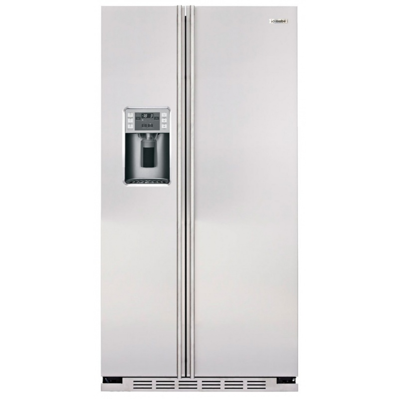 Side by side IOMABE Luxury K Series ORE24CGF80, clasa A+, 572 l, No Frost, Inox