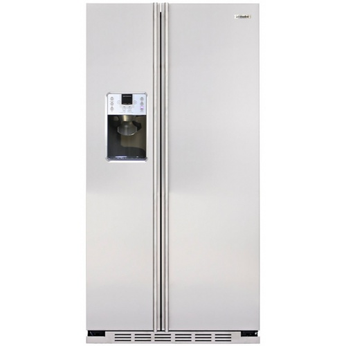 Side by side IOMABE Global Series ORGS2DFF30, clasa A+, 549 l, No Frost, Inox