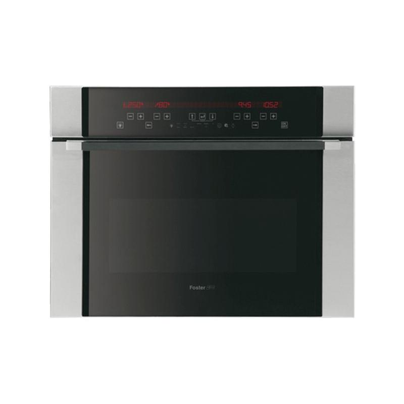 Cuptor cu microunde+grill incorporabil FOSTER 7136020 60cm, 32l, inox anti-amprenta