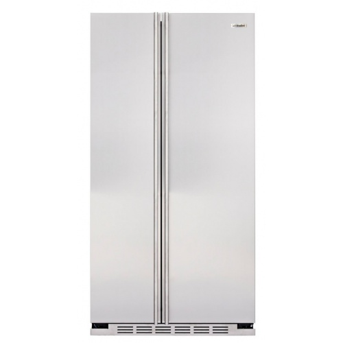 Side by side IOMABE Global Series ORGS2DBF80, clasa A+, 576 l, No Frost, Inox