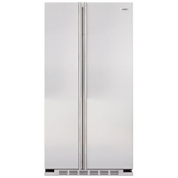 Side by side incorporabil IOMABE Global Series ORGS2DBF30, clasa A+, 592 l, No Frost, Inox