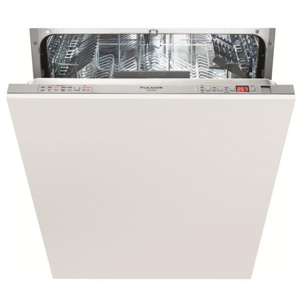 Masina de spalat vase incorporabila Fulgor Milano FDW 8293 PTO, 230 kWh/an, 5 setari de temperatura, alb
