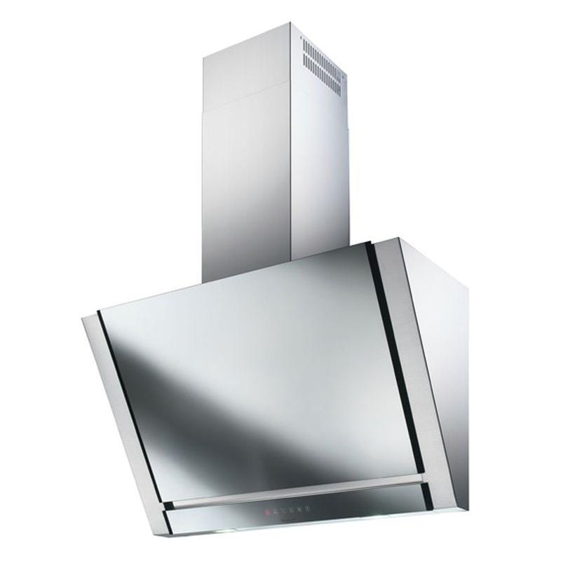 Hota decorativa Foster S4000 Mirror 2445090, 90 cm, 700 m³/h, 1 motor , inox