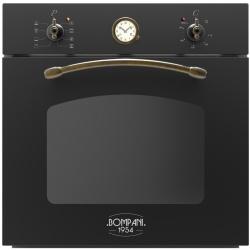 Cuptor incorporabil Bompani Rustico Antracite BO247SM/E, electric, multifunctional, 60cm, 54l, negru