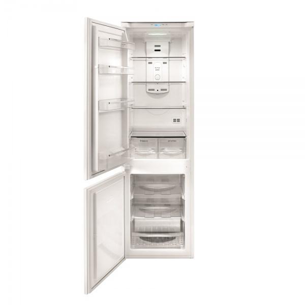 Combina frigorifica incorporabila Fulgor Milano FBC 342 TNF ED, Clasa A++, 242 litri, Latime 54 cm