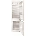 Combina frigorifica incorporabila Fulgor Milano FBC 362 FE, Clasa A+, 277 litri, Latime 54 cm