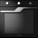 Cuptor electric incorporabil Smalvic NEXT FI-74WTS, 60cm, 74l, grill electric, negru
