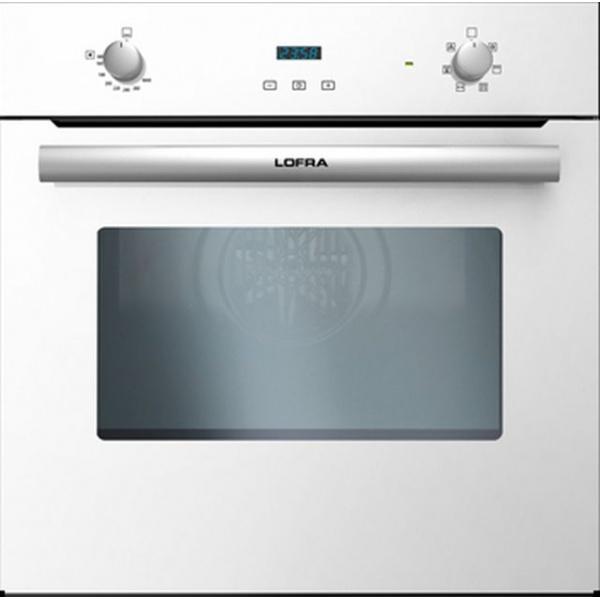 Cuptor incorporabil LOFRA GAIA FOVB66GE, incorporabil, 60cm, 66l, grill electric, cuptor gaz, alb