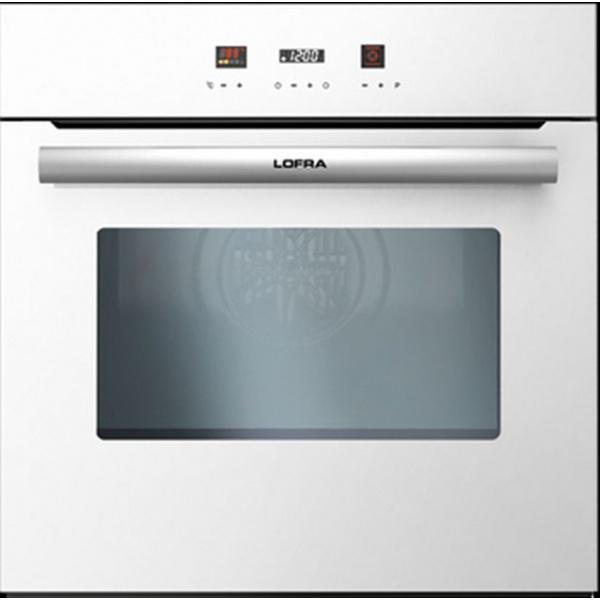 Cuptor incorporabil LOFRA GEMMA FQVN6TEE, incorporabil, 60cm, 66l, grill electric, negru