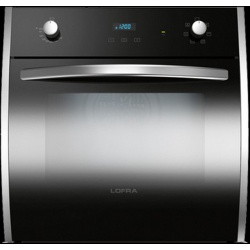 Cuptor incorporabil LOFRA FLEXO FFV66GE, incorporabil, 60cm, 66l, grill electric, cuptor gaz, inox