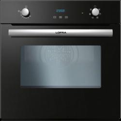 Cuptor incorporabil LOFRA GAIA FOVN66GE, incorporabil, 60cm, 66l, grill electric, cuptor gaz, negru