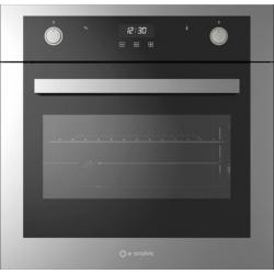 Cuptor electric incorporabil Smalvic FLAT NERO FI-95MTB, 90cm, 110l, grill electric, alb
