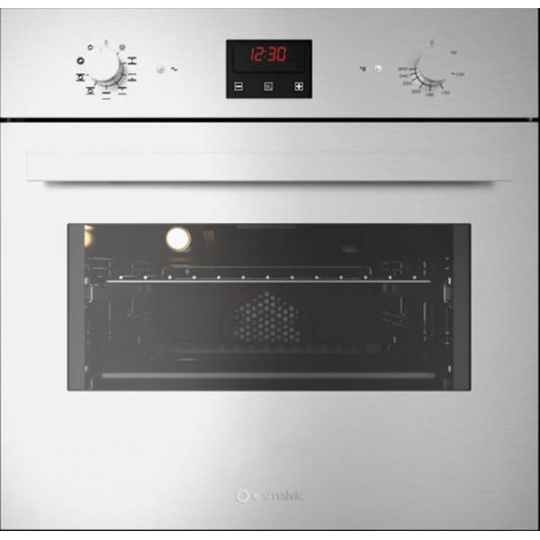 Cuptor electric incorporabil Smalvic PREMIUM FI-64MTN, 60cm, 64l, grill electric, inox