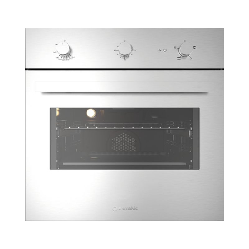Cuptor electric incorporabil Smalvic PREMIUM FI-64MTS, 60cm, 64l, grill electric, inox