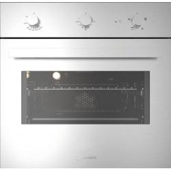 Cuptor gaz incorporabil Smalvic PREMIUM FI-64GEVTC, 60cm, 64l, grill electric, inox