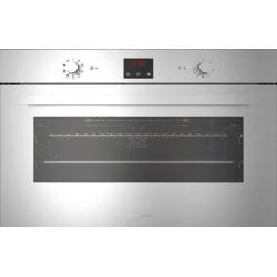 Cuptor electric incorporabil Smalvic PREMIUM FI-95MTB, 90cm, 110l, grill electric, inox