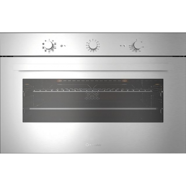 Cuptor electric incorporabil Smalvic PREMIUM FI-95MTS, 90cm, 110l, grill electric, inox