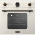 Cuptor electric incorporabil Smalvic CLASSIC FI-64MTR, 60 cm, 64l, grill electric,alb retro