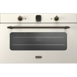 Cuptor electric incorporabil Smalvic CLASSIC FI-64MTR, 60 cm, 64l, grill electric,alb retro