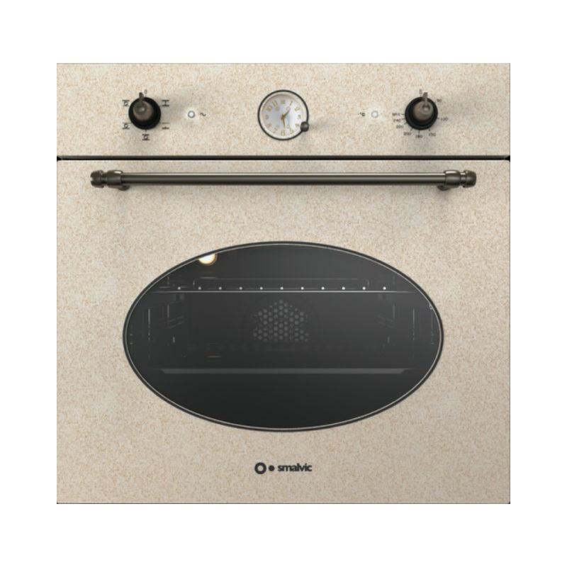 Cuptor electric incorporabil Smalvic COUNTRY FI-64WTR, 60 cm, 64l, 5 functii, avena