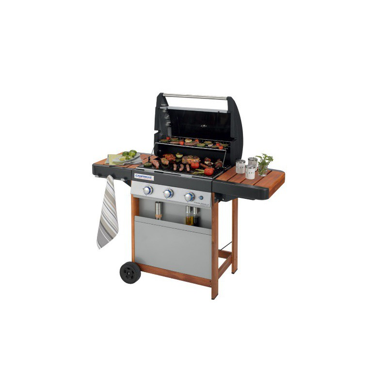 Gratar pe gaz Campingaz 3 Series Woody LX 2000015632