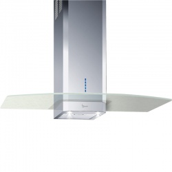 Hota design Baraldi Vanta 01VAN090SG80, 90 cm, 800 m3/h, sticla/inox