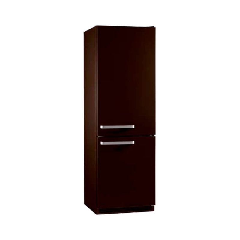 Combina frigorifica SWISSINOX LUXURY 6SWIN345FBR, Clasa A+, 345 litri, Latime 60 cm, Maro