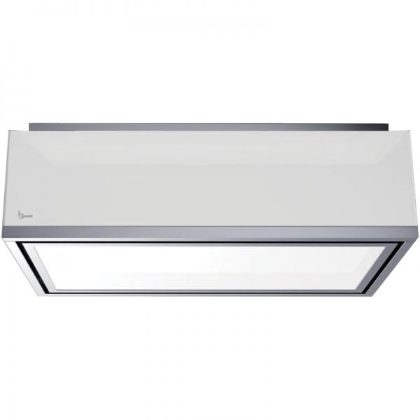 Hota design de tavan Baraldi Xenia 01XEN090STW80, 90 cm, 800 m3/h, Alb