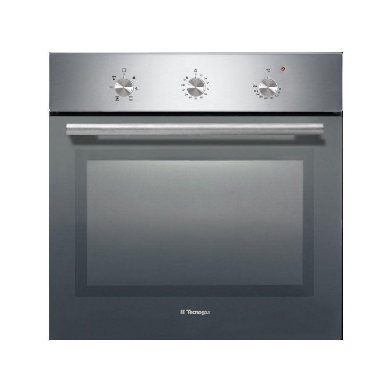 Cuptor incorporabil TECNOGAS MODERNO FM640X, incorporabil, 60cm, 65l, grill electric, inox