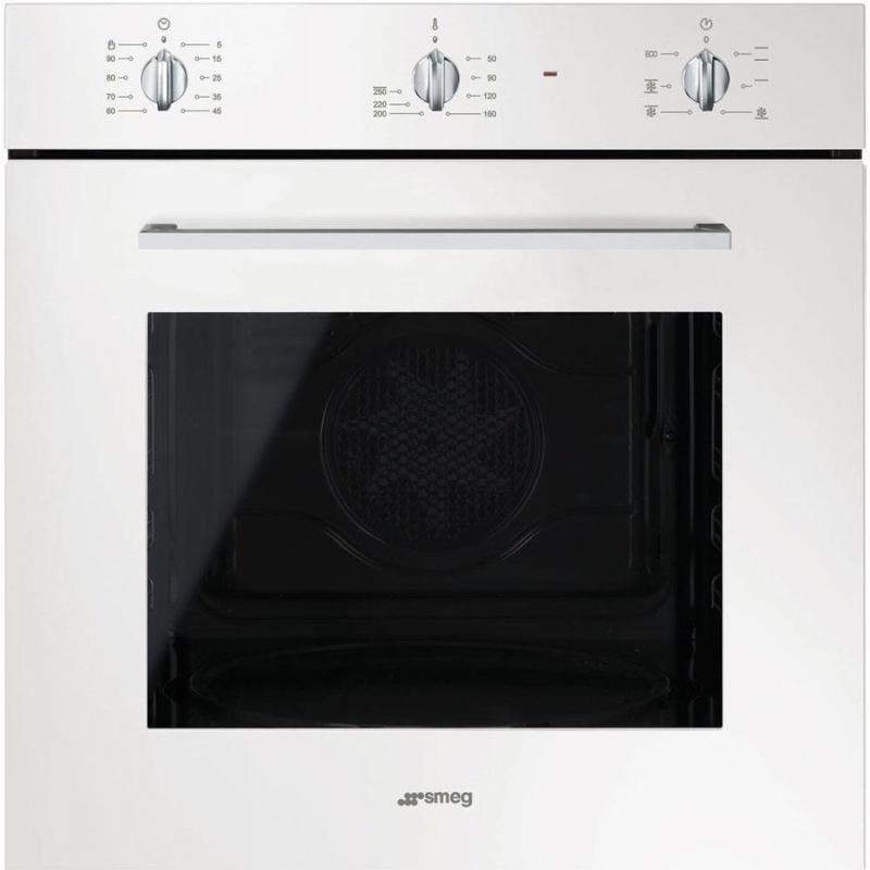 Cuptor incorporabil Smeg Elementi SF465B, electric, multifunctional, 60cm,alb