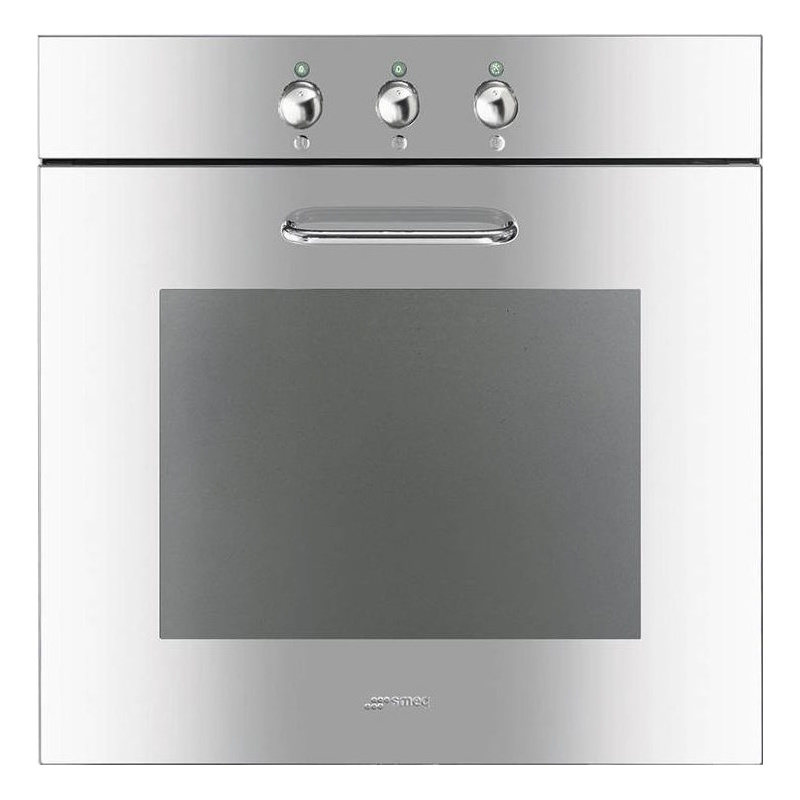 Cuptor incorporabil Smeg Evolutione SF166X, electric, multifunctional, 60cm, inox lucios